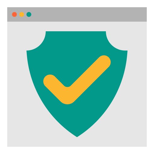 Boosting security icon